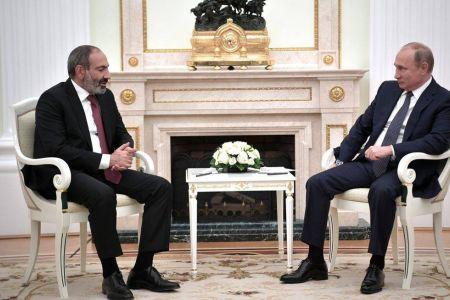 Армения попросила Россию о помощи, Россия не против