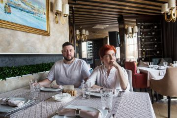 Маниллов Gourmet. Новое меню