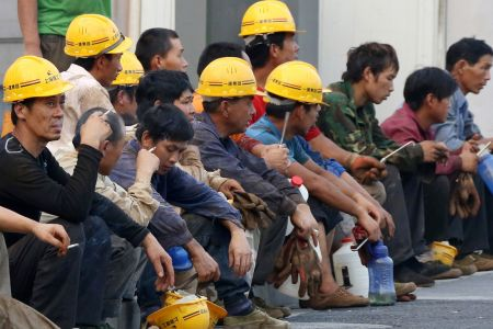 В Омске хотят закрыть въезд рабочим из КНР