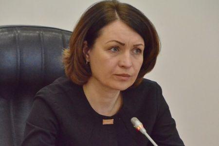 Оксана Фадина будет баллотироваться в депутаты ГД