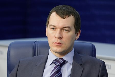 На пост губернатора Хабаровского края назначен депутат ГД Михаил Дегтярев