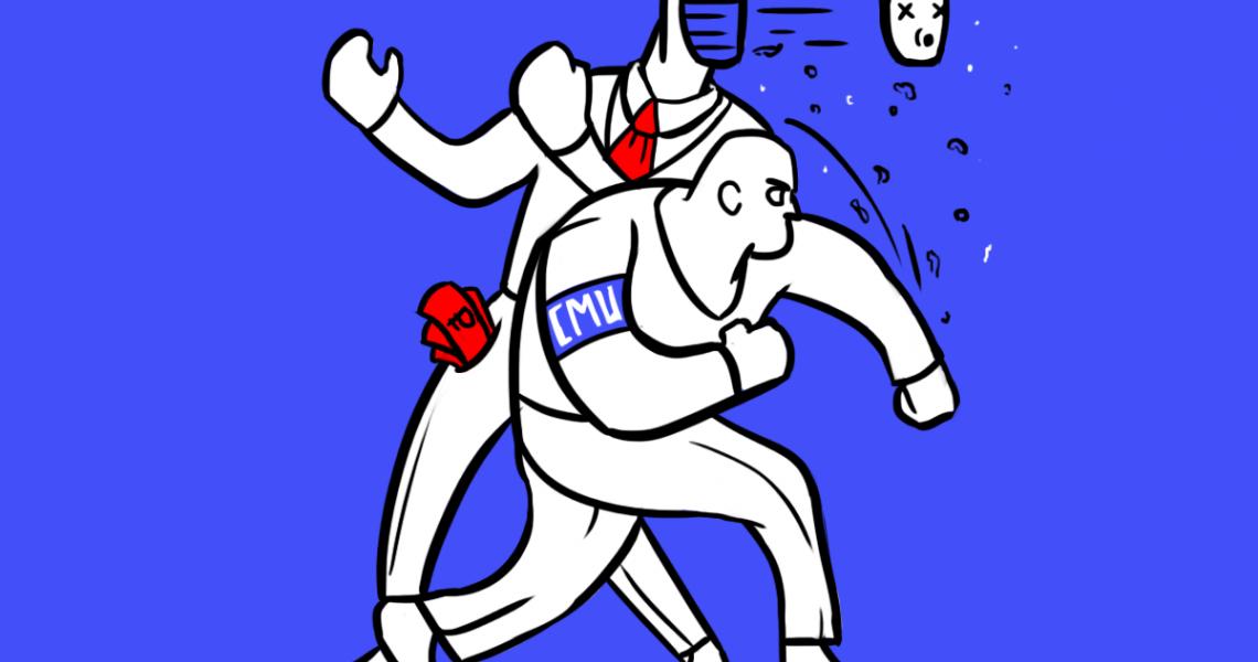 Журналисты vs депутаты