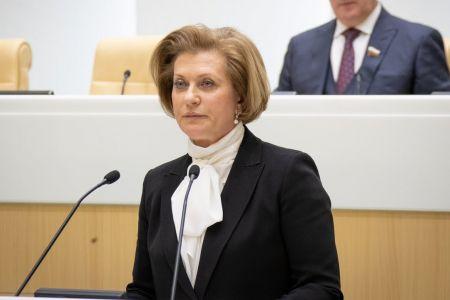 Глава Роспотребнадзора РФ не исключает возможности возвращения дистанционки