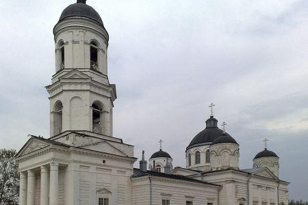 Московская патриархия подключилась к вопросу о восстановлении Ильинского собора