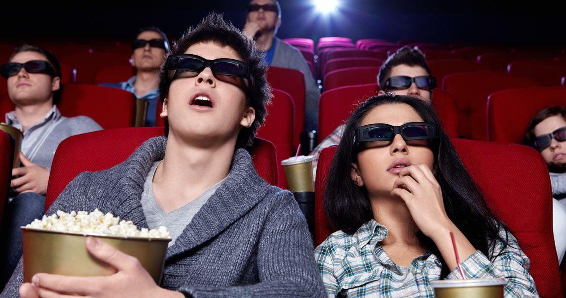 Что посмотреть в кино? Новинки кино.