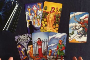 Весеннее равноденствие – достаём карты Таро?