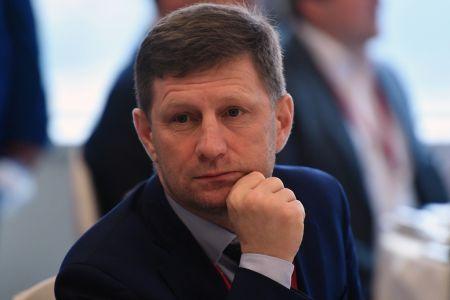 В отношении губернатора Хабаровского края возбуждено уголовное дело