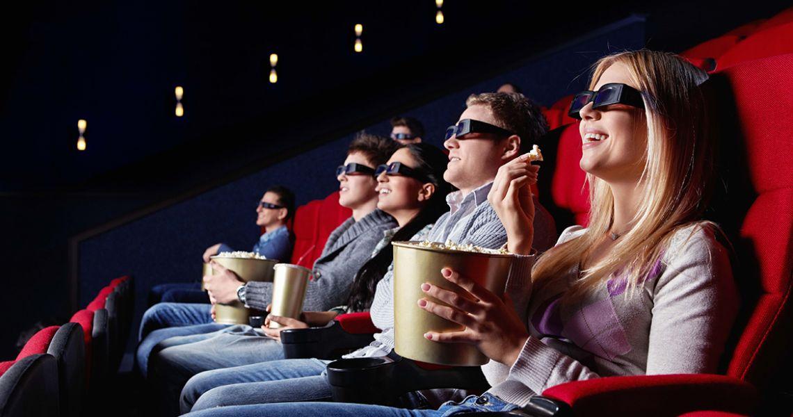 Что посмотреть в кино? Новинки.