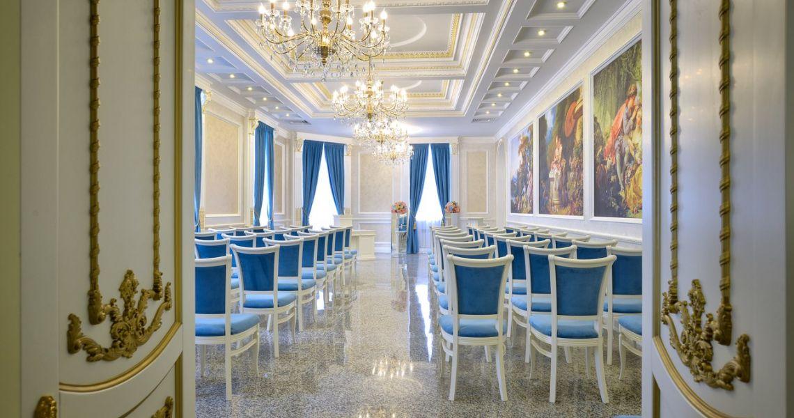 Новый роскошный Зал Торжеств в центре Омска