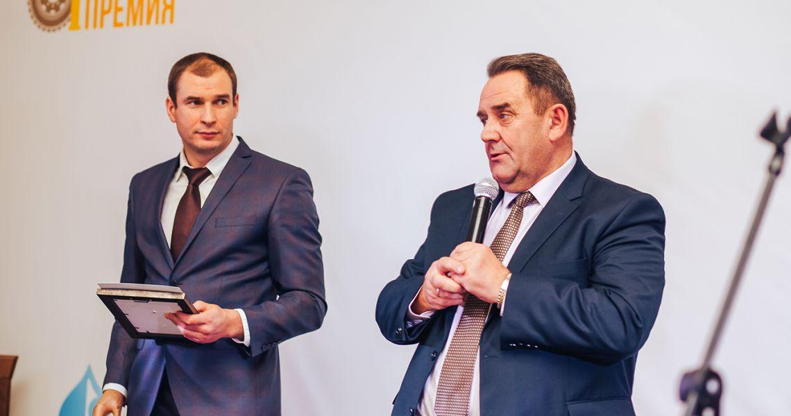 Первая Аграрная премия. Василий Киселев.