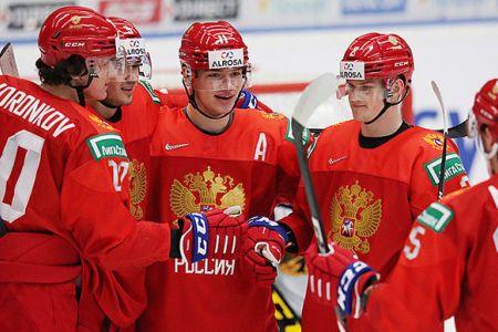 МАТЧ ТВ показал «победу» проигравшей сборной России