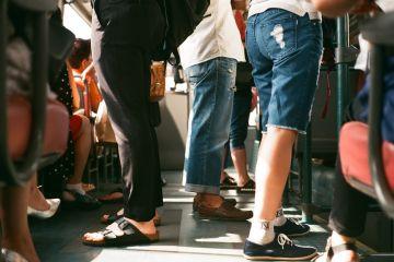 Я выбираю насилие: как пережить поездку в общественном транспорте