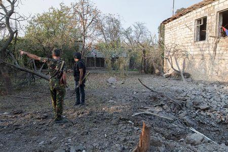 Алиев заявил об «освобождении» Шуши, Армения не согласна