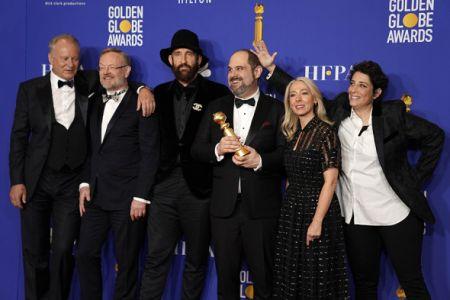 Сериал «Чернобыль» отмечен на премии «Золотой глобус»