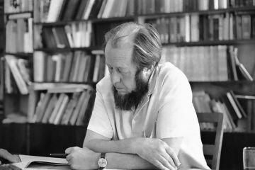 Жизнь по Солженицыну.