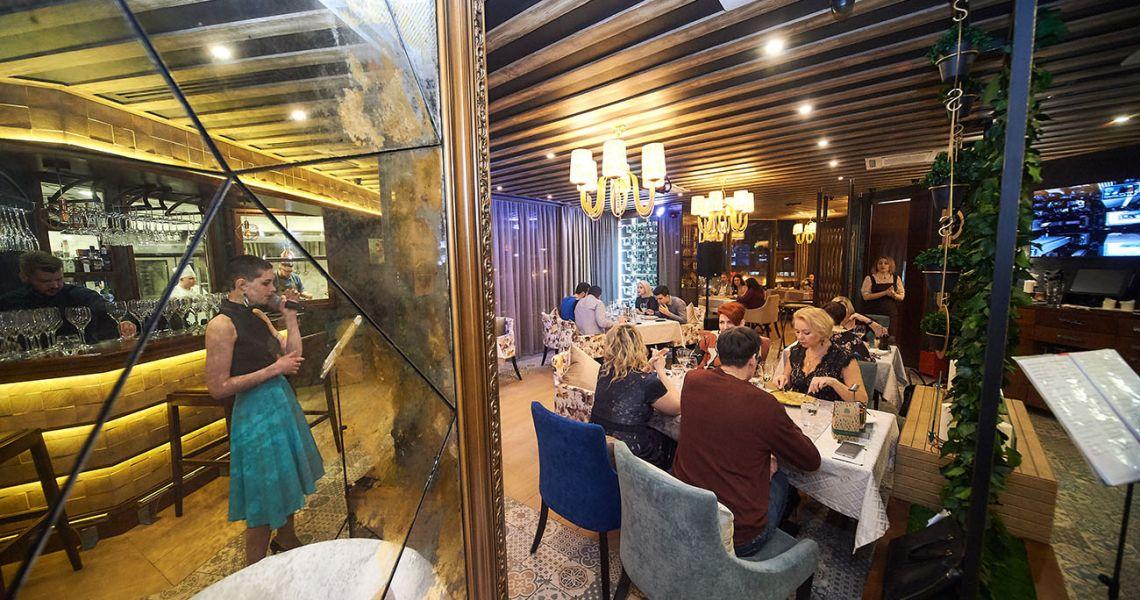 Зачем писать о гастрономических ужинах в Маниллов Gourmet, если они уже прошли?