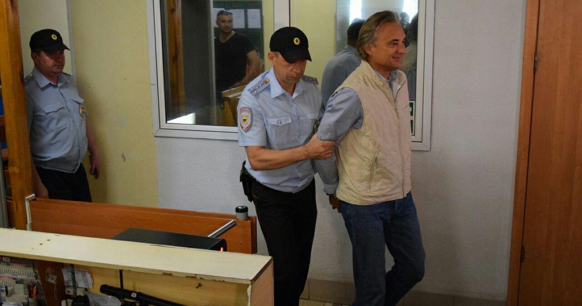 Сергей Калинин. Чистосердечное признание