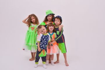 Взрослый разговор о детской моде