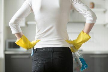 Как быстро убрать кухню? Несколько простых советов