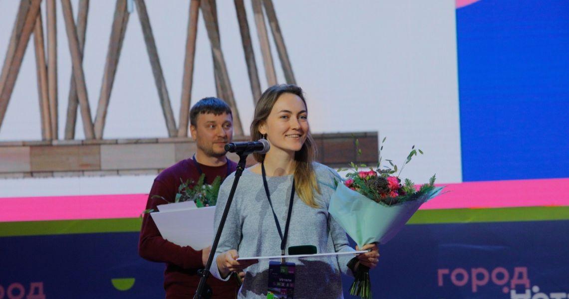Архитектор из Омска за арт-объект для москвичей получила 400 тысяч рублей