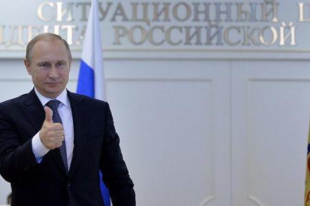 Официально. Планы Владимира Путина в Омске
