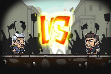 Камерцель VS Голушко. Артподготовка