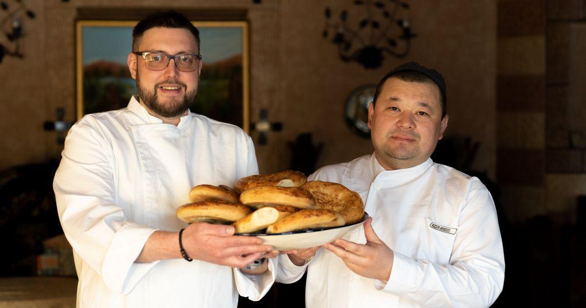 Чайхана «Обишир» - новый ресторан в Омске