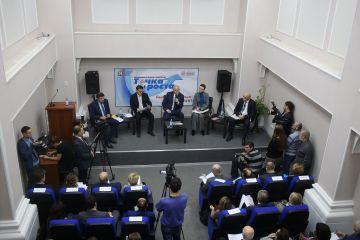 Предприниматели без глагола. Встреча губернатора с омским бизнесом.