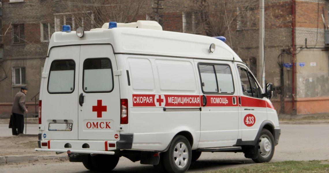 Омской области требуется скорая медицинская помощь