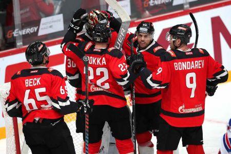 Шесть игроков «Авангарда» попали в рейтинг самых высокооплачиваемых хоккеистов КХЛ