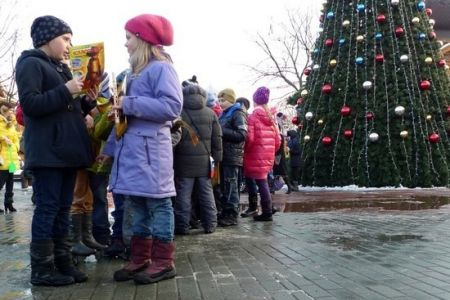 Детские массовые мероприятия запрещены в России на весь год