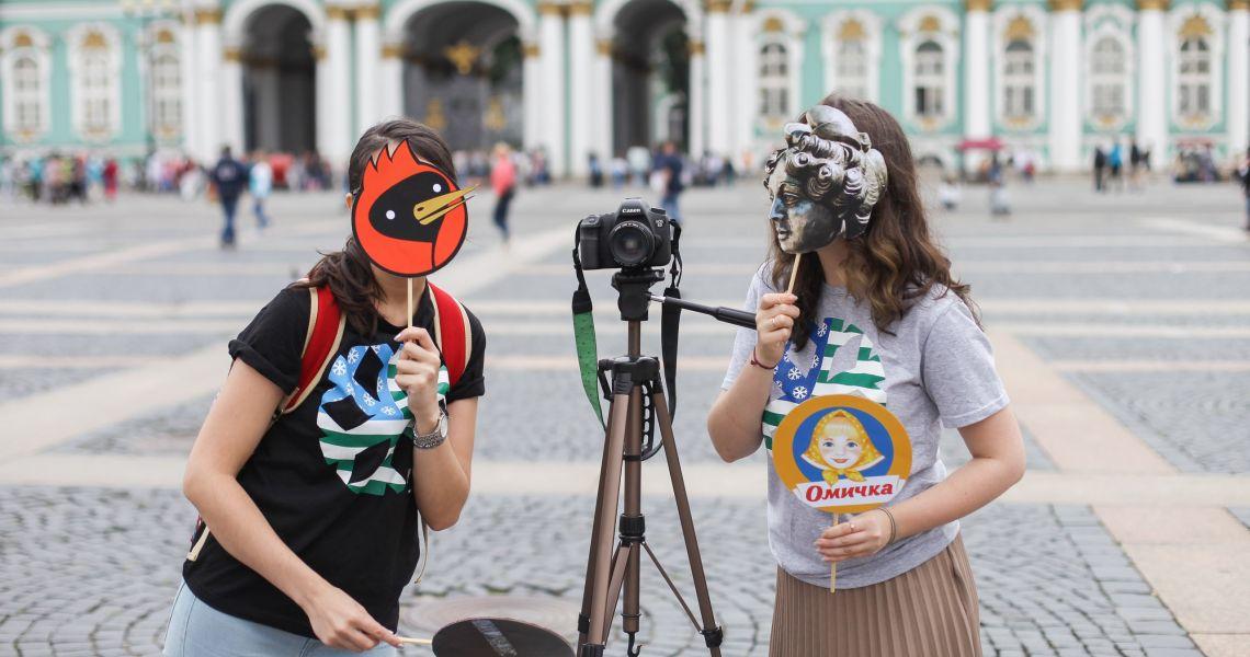 Соцопрос. Омичи в Петербурге