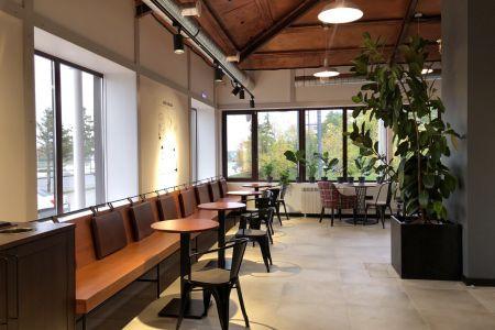 В Омске открывается тринадцатая кофейня Skuratov Coffee