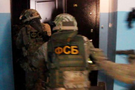 В Омске задержаны сотрудники Росгвардии
