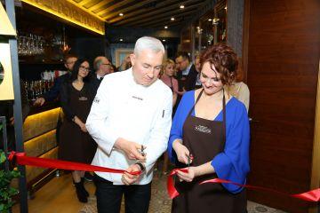 Официальное открытие ресторации Маниллов Gourmet. Фото