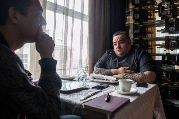 Александр Кожокару. Придумываю блюда – ежедневно