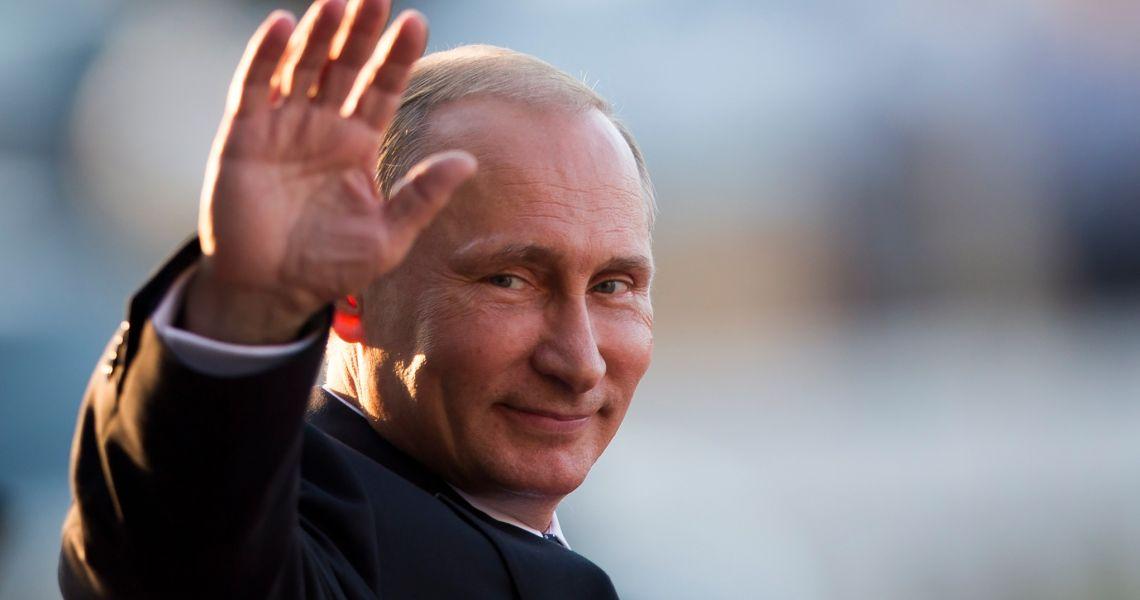 Путин – наш президент?