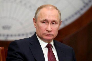 Обращение президента к россиянам. Уверенная победа Путина