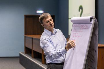 Сергей Клименко: «На пути к новым вершинам»