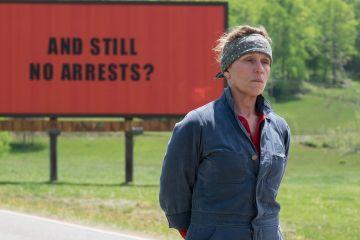 «Три билборда на границе Эббинга, Миссури». Отзыв о фильме.