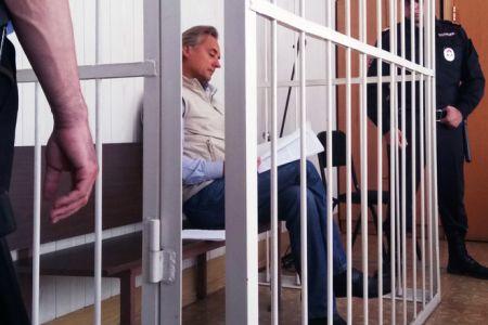 Сергей Калинин снова оказался в СИЗО