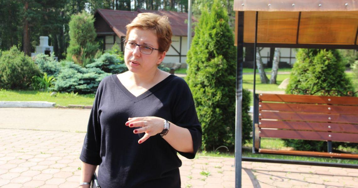 Нюта Федермессер дала рекомендации Омску по развитию паллиативной помощи