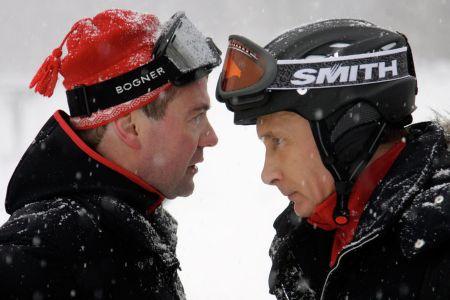 «У нас секретов друг от друга нет»: «тандем» Путина и Медведева не канул в Лету