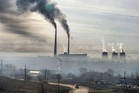В Омске вновь произошли выбросы вредных веществ