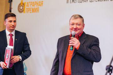 Первая Аграрная премия. Андрей Кнаус.