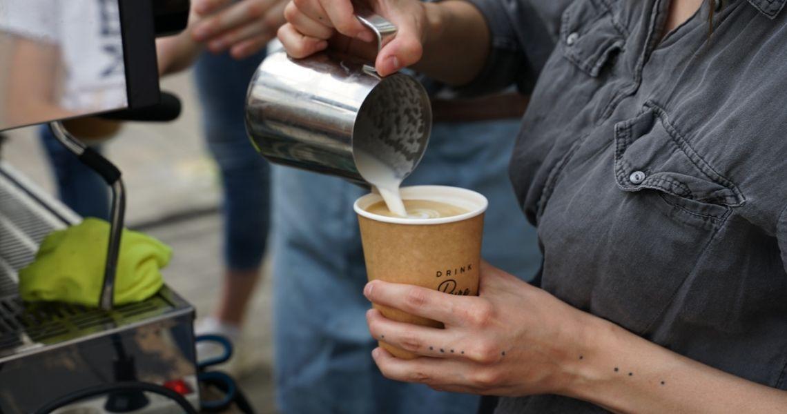 В Омске прошёл кофейный фестиваль