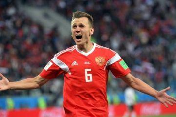 1-0 Россия-Хорватия
