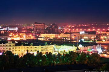 Омск, я люблю тебя