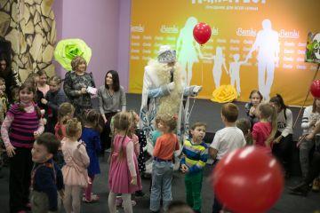Семейный праздник Family Fest в ТЦ Festival City. Фотоотчет.