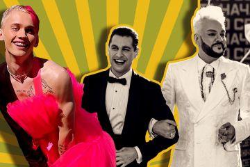 Голый король, Милохин в платье и Моргентштерн под кайфом. Итоги премии Муз ТВ 2021